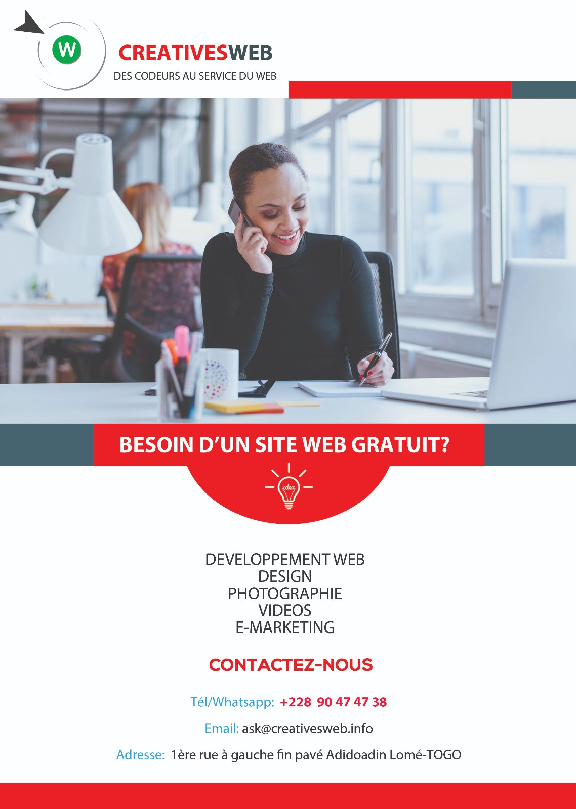 CREATIVES WEB